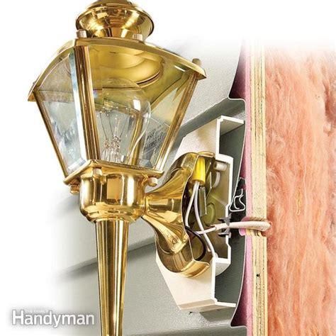 wall mounted exterior light fixtures lighting and