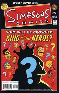 Simpsons Comics #73 - Wikisimpsons, the Simpsons Wiki