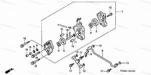 Honda Atv 2002 Oem Parts Diagram For Oil Pump