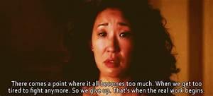 20 Grey's Anatomy Quotes