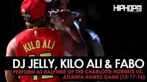 DJ Jelly, Kilo Ali & Fabo Perform at Halftime of the ...