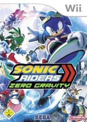 sonic riders  gravity wikipedia