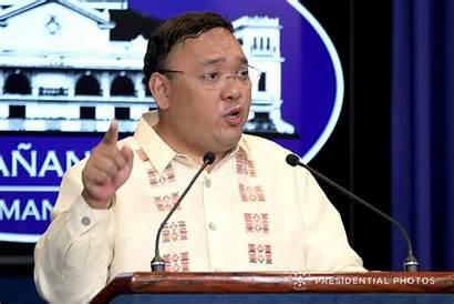 Roque Harry Duterte President Palace Vaccine Amnesty