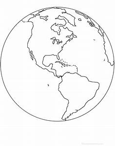 Best Photos of Planet Earth Outline - Planet Earth Outline ...