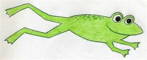 Cartoon Frog Drawings You Are Going To Love