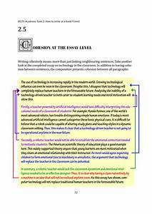 Ielts Academic And General Task 2  How To Write At A Band