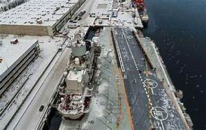 Russian Aircraft Carrier Fire Extinguished - UrduPoint