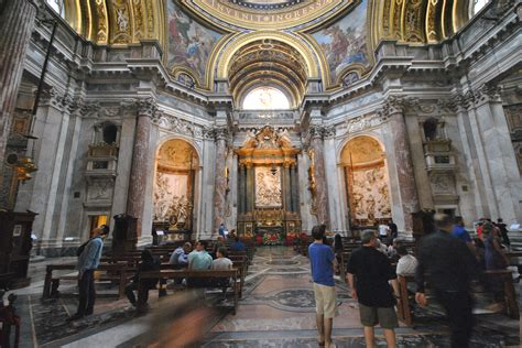 Later renovations - Sant'Agnese in Agone