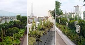 Aménagement Terrasse Appartement : am nagement des terrasses d un appartement en triplex ~ Melissatoandfro.com Idées de Décoration