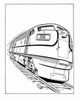 Railroad Eisenbahn Trem Colouring Procoloring Konabeun Trenes Tudodesenhos Designlooter Clipartmag Familyfriendlywork Coloringhome Ingrahamrobotics sketch template