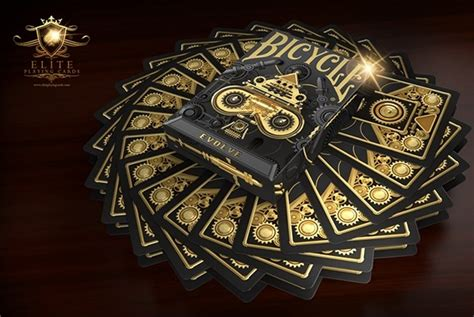 Oct 16, 2018 · by boardgamegeek reviewer endersgame because we are all familiar with the modern deck of playing cards, a standard deck of bicycle rider back playing cards seems very normal and traditional to most of us. Bicycle Evolve Playing Cards (Standard Edition)