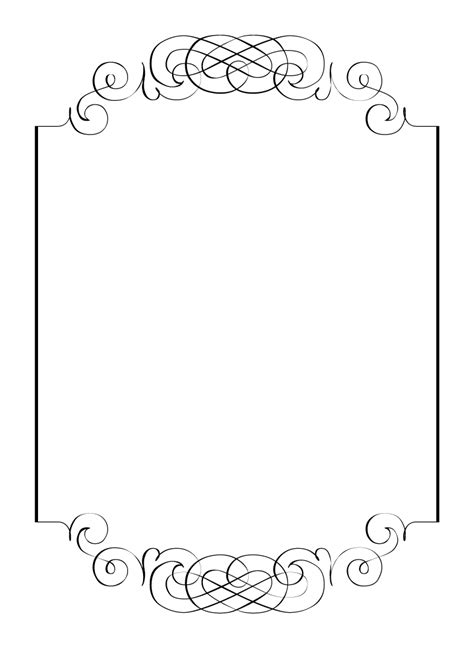 blank menu template free download wedding invitation templates best template collection