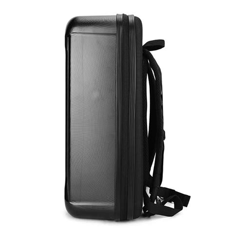realacc hard shell backpack case bag  hubsan  hs rc drone  delivery