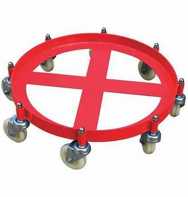 Image result for 55 gal Drum Dolly