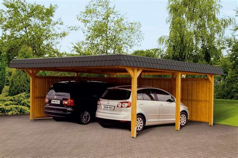 simple car garage plans ideas wooden carport use useful tips how to use wooden carport