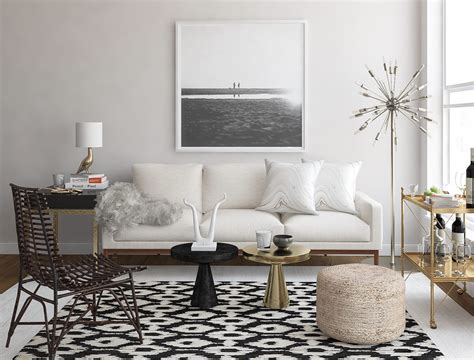 modsy  home decorating service   renderings