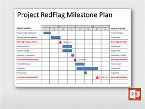 Milestone template powerpoint images template design for Project milestone template ppt