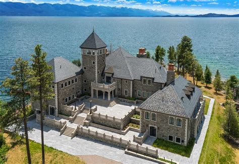 Shelter Island House - shelter island estate montana united states