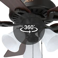 ridgefield 5 minute fan 44 in new bronze indoor ceiling fan with light kit 5 blade at