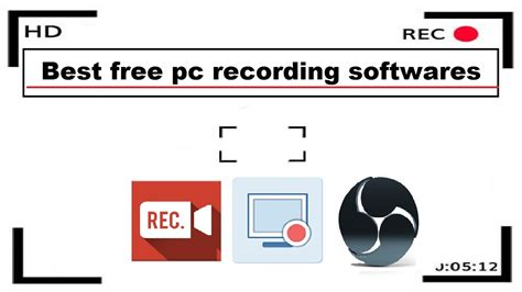 best screen recorder for pc best screen recording software for windows pc
