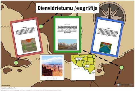 Dienvidrietumu Ģeogrāfija Montāžas pēc lv-examples