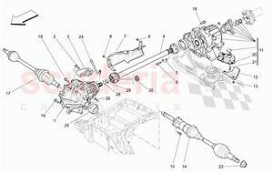 Maserati Levante  2017   S Front Wheels Transmission Parts
