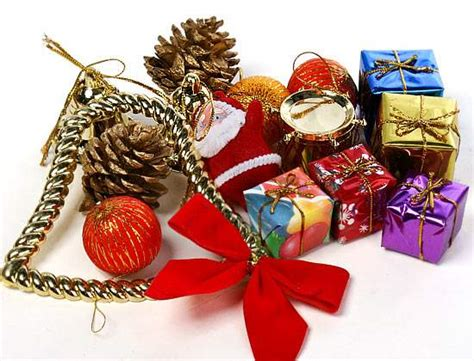 assorted christmas decorations christmas  winter sale