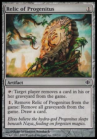 magic the gathering reply dredge
