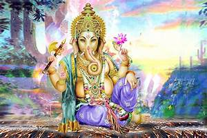 picture collection: Hindu god ganesh wallpapers