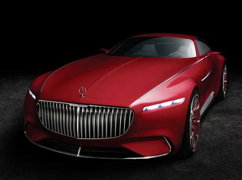 Mercedes Maybach 6 Vision Concept Cars Diseno Art