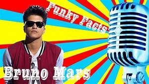Top 10 Funky Facts About Bruno Mars Youtube
