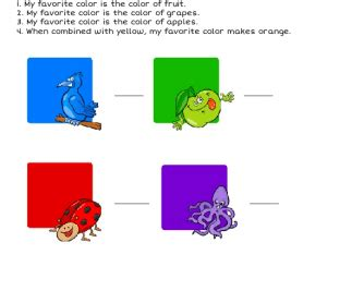 what s my favorite color busyteacher free printable worksheets for busy