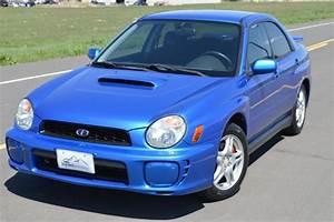 52k-mile 2003 Subaru Impreza Wrx For Sale On Bat Auctions
