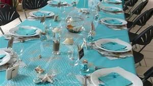 Idée Déco Table Anniversaire : decoration de table pour anniversaire ~ Melissatoandfro.com Idées de Décoration