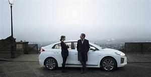 Hyundai Cognac : hyundai ioniq lectrise la toile avec l after electro electric ~ Gottalentnigeria.com Avis de Voitures