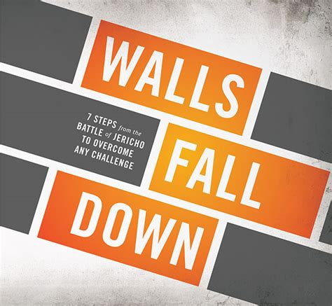 Image result for walls fall down