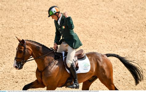 eventing jonty irish ireland olympic evans horses jumping horse sport equestrian rio team summer medals ie during claims finish win