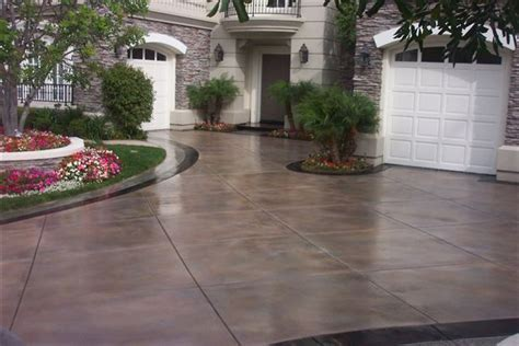 Concrete Staining Ways   How To Build A House