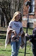 OLIVIA WILDE on the Set of Life Itself in New York 04/05 ...