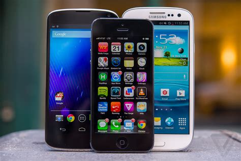 what is the best smartphone the best smartphone what to buy on every carrier the verge