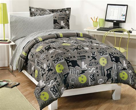 best cheap childrens and teen twin boy or girl bedding set