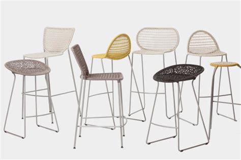 bocca chair bar stool by gaga design design milk