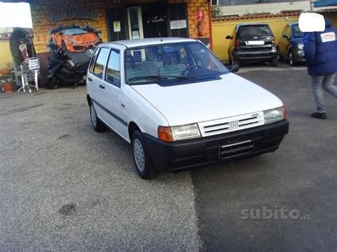 Tappezzeria Fiat Uno by Sold Fiat Uno Tipino 1 0 I E 5 Po Used Cars For Sale