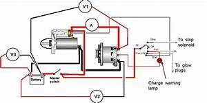 Ignition Circuit 3 Wire Alternator