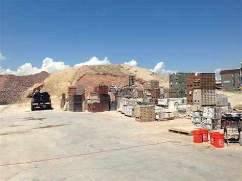 brickmaking is part of city s clay mining and industrial
