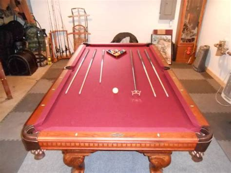 american heritage pool table for sale used pool tables for sale pittsburgh pennsylvania