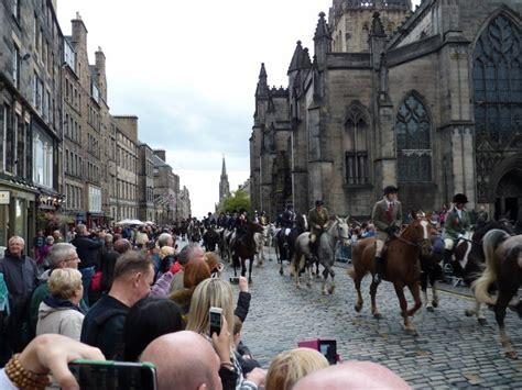 edinburgh riding common scotland letter