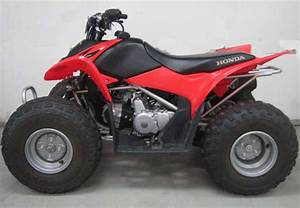 1986-1989 Honda Trx250r Fourtrax 250r Service Manual