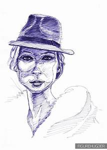 Fountain Pen Sketch Recap – Figurehugger