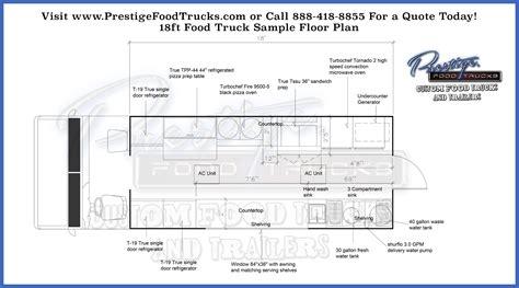 cuisine customiser food truck kitchen layout imgkid com the image kid